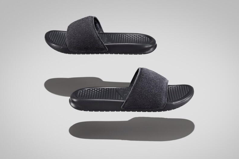 Image of fragment design x Nike Benassi Slide SP