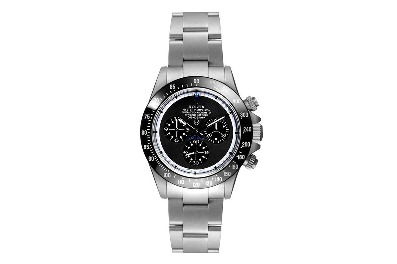 Image of  fragment design x Bamford Watch Department Rolex Daytona