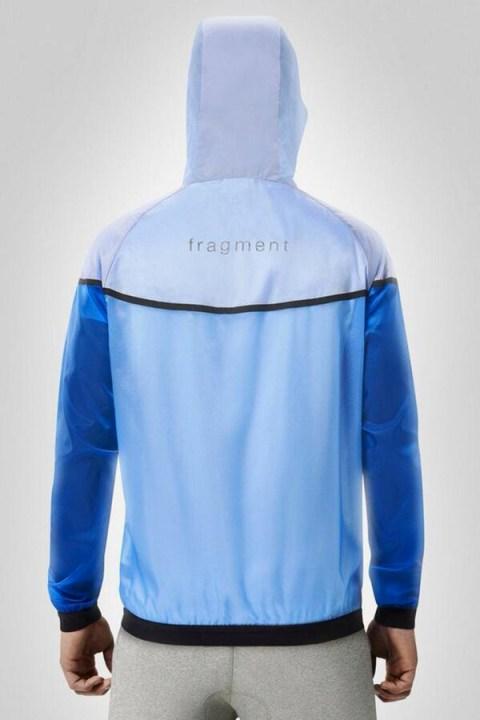 Image of fragment design x Nike Windrunner