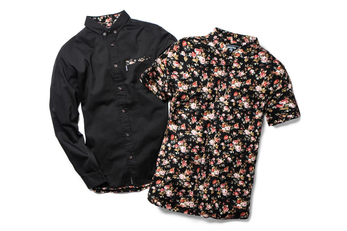 Image of Grand Scheme 2014 Spring/Summer Shirts
