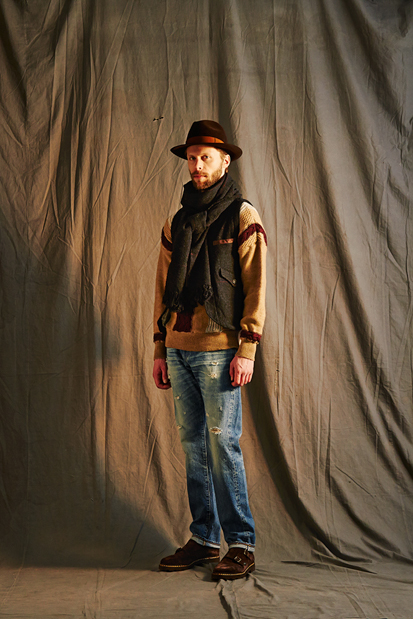 Image of Gypsy & Sons 2014 Fall/Winter Collection