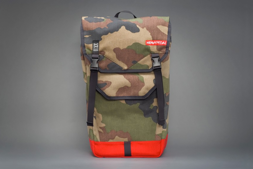 Image of Heavy Pedal x Mixed Works 2014 Spring/Summer Bag Collection