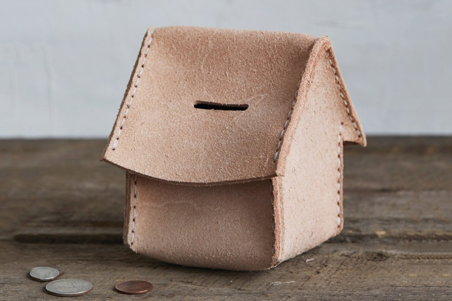 "Image of Hender Scheme ""Home Bank"" Pouch"