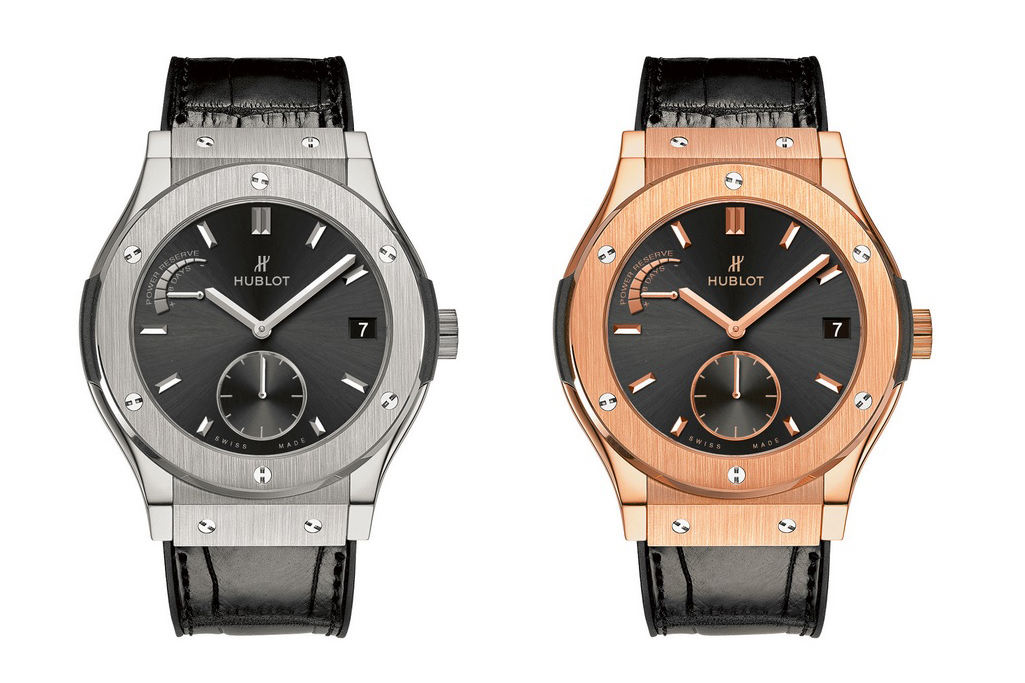 Image of Hublot Classic Fusion 8-Day Power Reserve