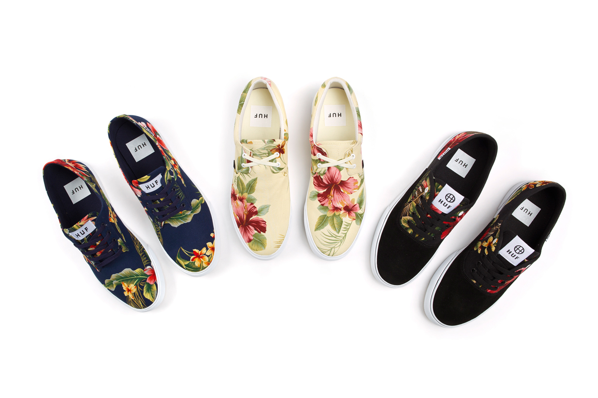"Image of HUF 2014 Spring/Summer ""Blossom"" Pack"
