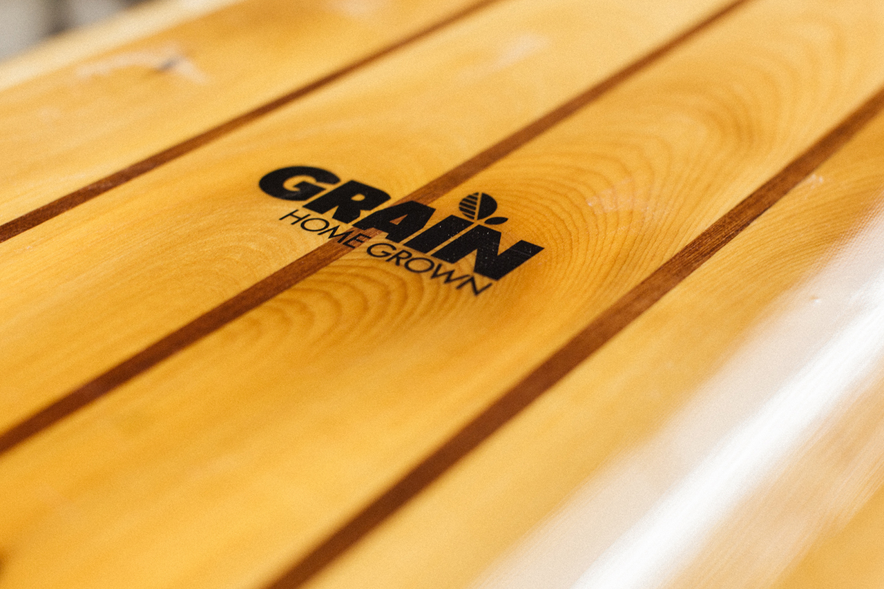 Image of PROCESS: Making Surfboards the New England Way with Grain Surfboards