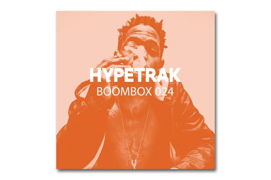 Image of HYPETRAK BoomBox 024: Travi$ Scott, Domo Genesis, Chet Faker & More
