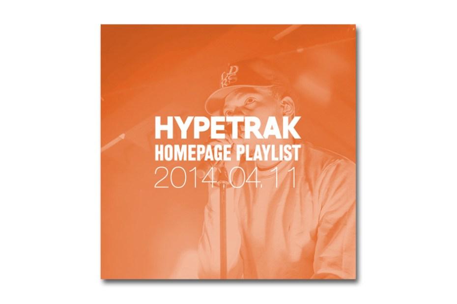 Image of HYPETRAK BoomBox 022: Chance The Rapper, Raekwon, KAYTRANADA & More