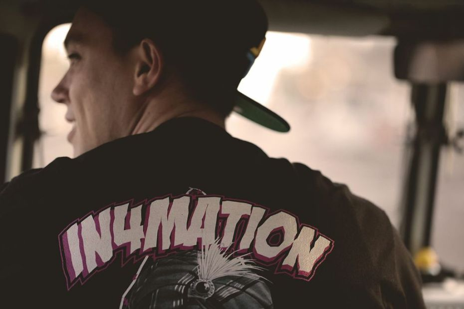 Image of In4mation 2014 Spring/Summer Lookbook