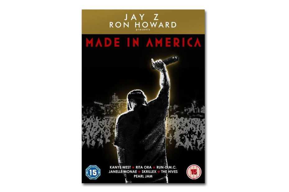 "Image of Jay Z's ""Made in America"" Documentary Coming in May"