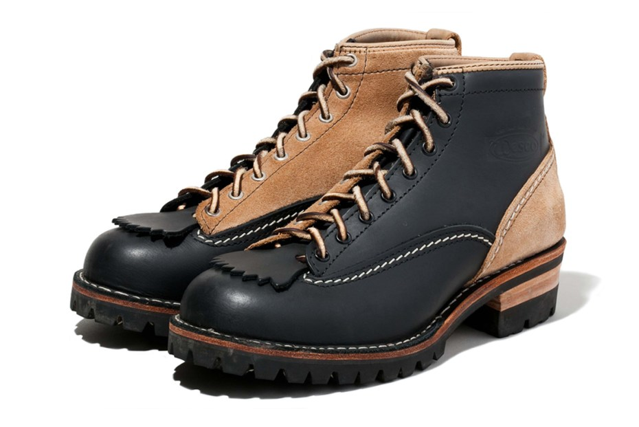 Image of NEIGHBORHOOD x Wesco JOBMASTER 2FACE CL Boots