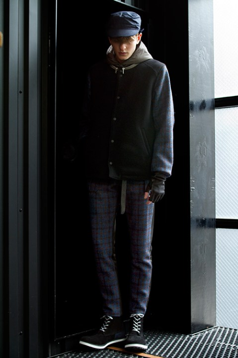 Image of JohnUNDERCOVER 2014 Fall/Winter Lookbook