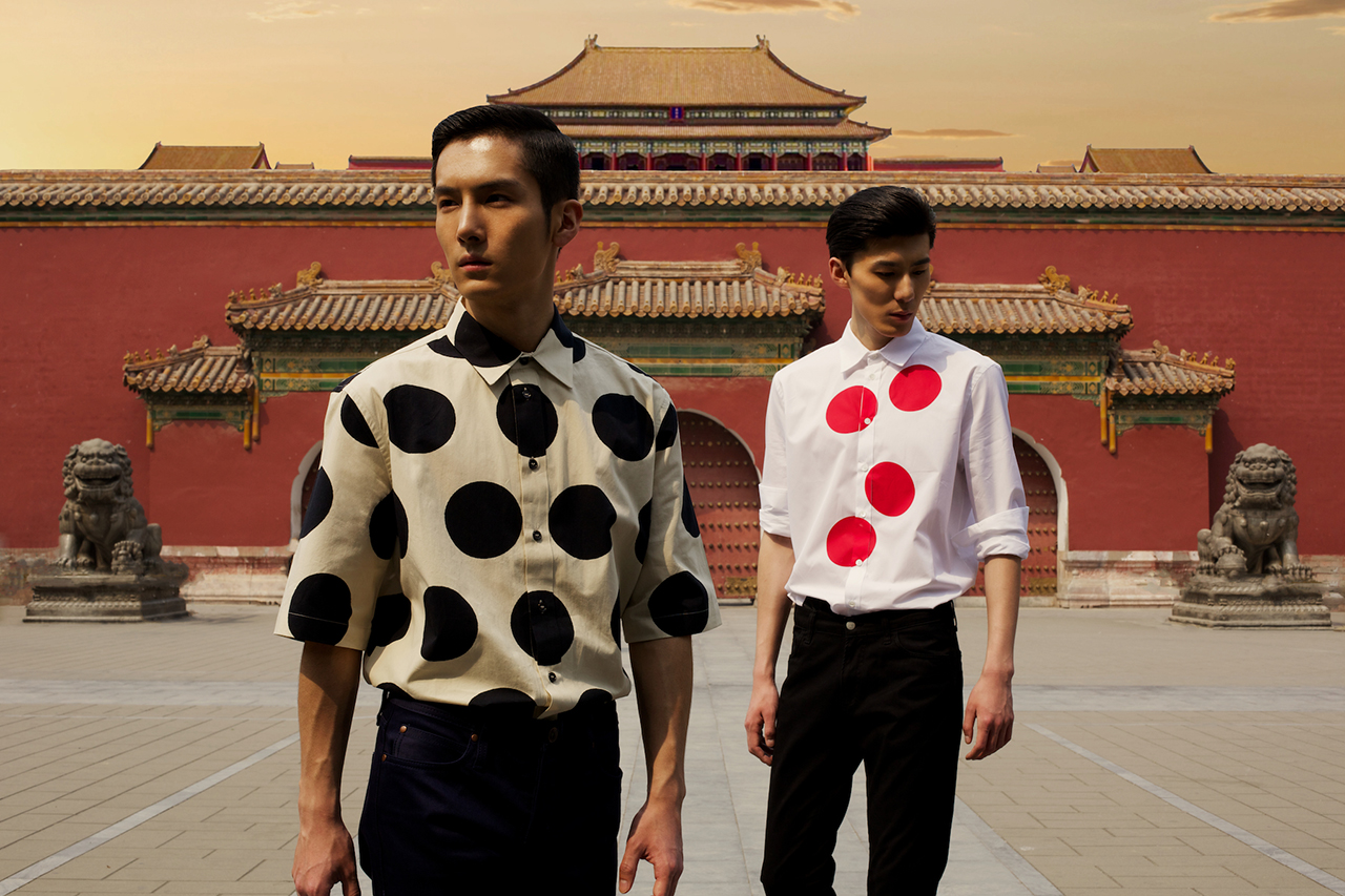 Image of Joyce Boutique Hong Kong Spring/Summer 2014 Lookbook