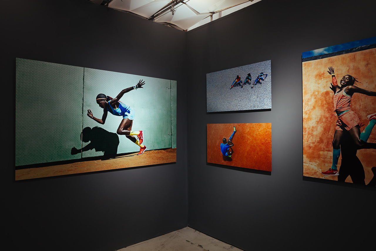 "Image of Julia Noni ""Run The Way You Were Meant To"" Exhibition @ X158 Recap"