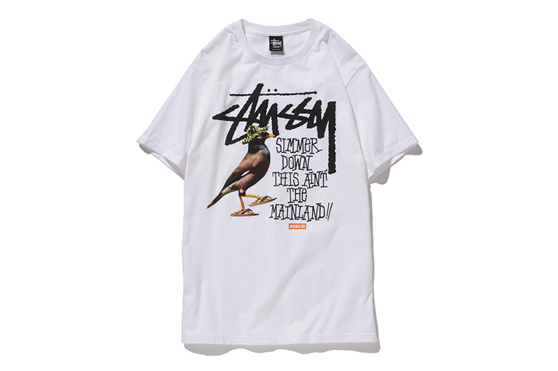 Image of KICKS/HI x Stussy 2014 Spring/Summer Collection