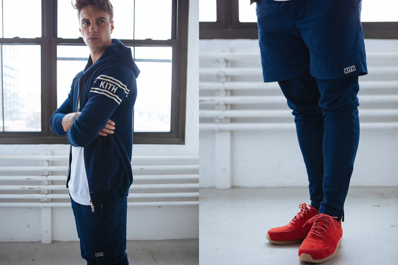 "Image of Kith 2014 Spring ""Indigo"" Collection"