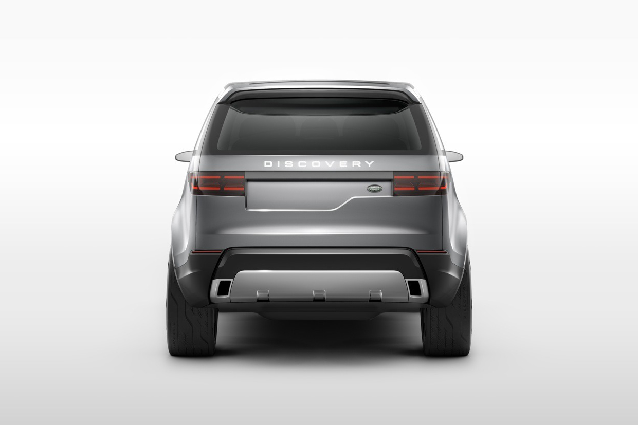 Image of Land Rover Discovery Vision Concept