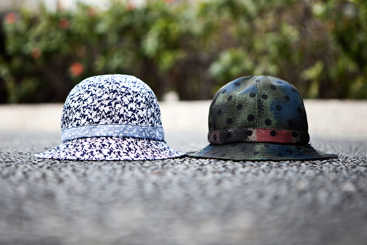 Image of  Less 2014 Spring/Summer Headwear Collection
