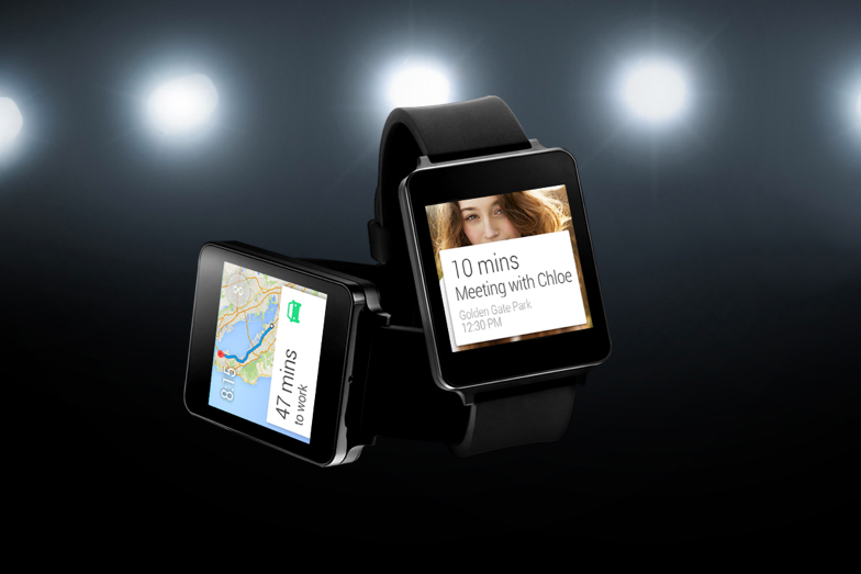Image of LG Unveils Android Wear-Powered G Watch