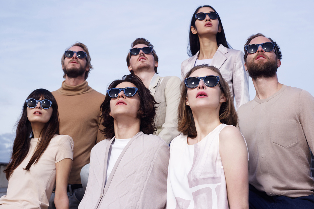 Image of Maison Martin Margiela x MYKITA 2014 Spring/Summer Collection
