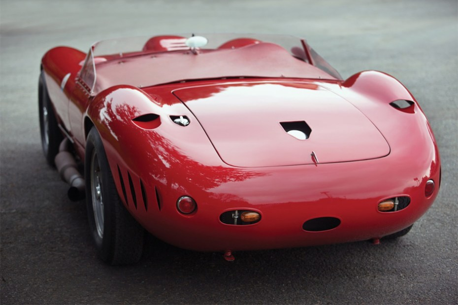 Image of Maserati 450S Driven by Stirling Moss Could Sell for $7.5 Million USD