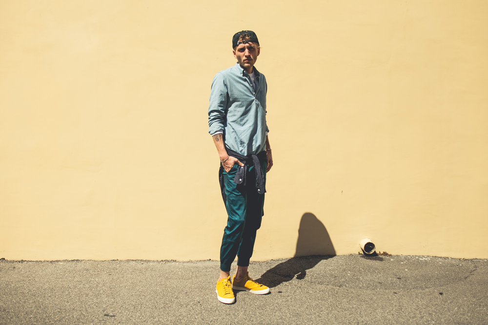 Image of Michael Huynh and the Modern Jogger Pant