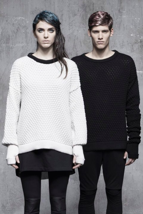 "Image of Minimal To 2014 Fall/Winter ""Antiviral"" Collection"