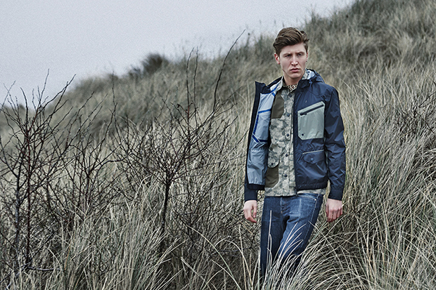Image of Moncler W 2014 Spring/Summer Editorial by End Clothing