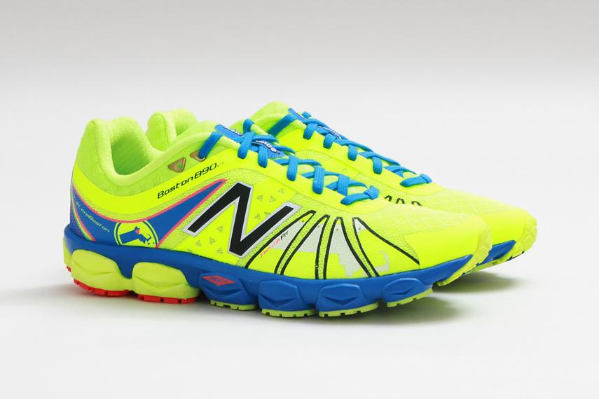 """Image of New Balance 890 """"2014 Boston Marathon"""""""