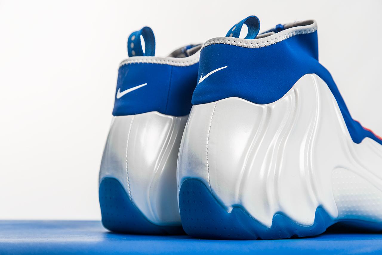 """Image of Nike Air Flightposite """"Knicks"""""""
