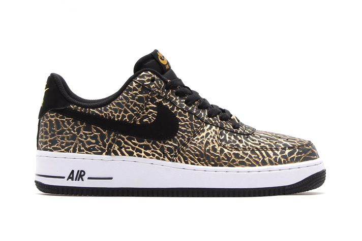 "Image of Nike Air Force 1 Low ""Gold Elephant"""
