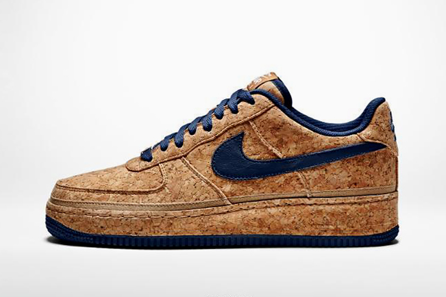 "Image of Nike Air Force 1 Premium iD ""Cork"""