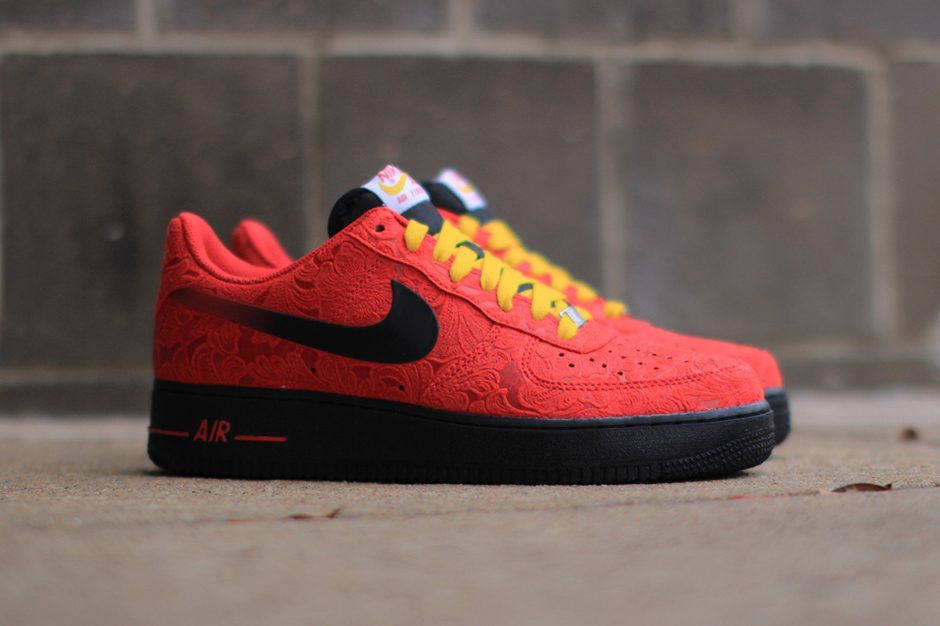 """Image of Nike Air Force 1 """"Paisley"""""""