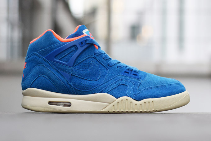 Image of Nike Air Tech Challenge II Suede Pack
