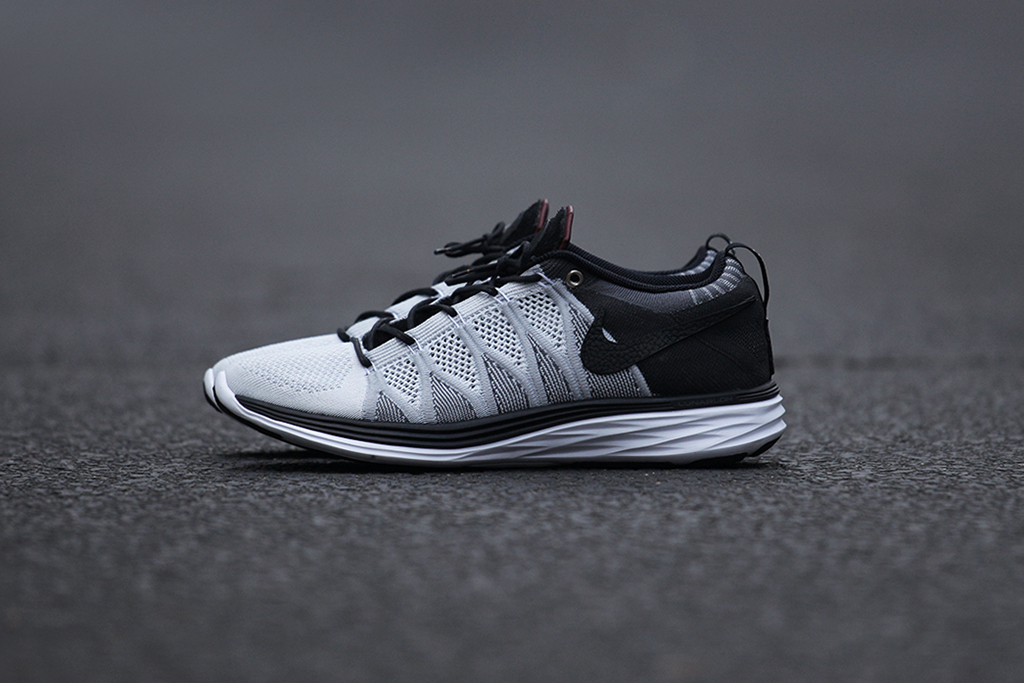 "Image of Nike Flyknit Lunar 2 LUX ""V"" - AFEW Charity Auction Edition"