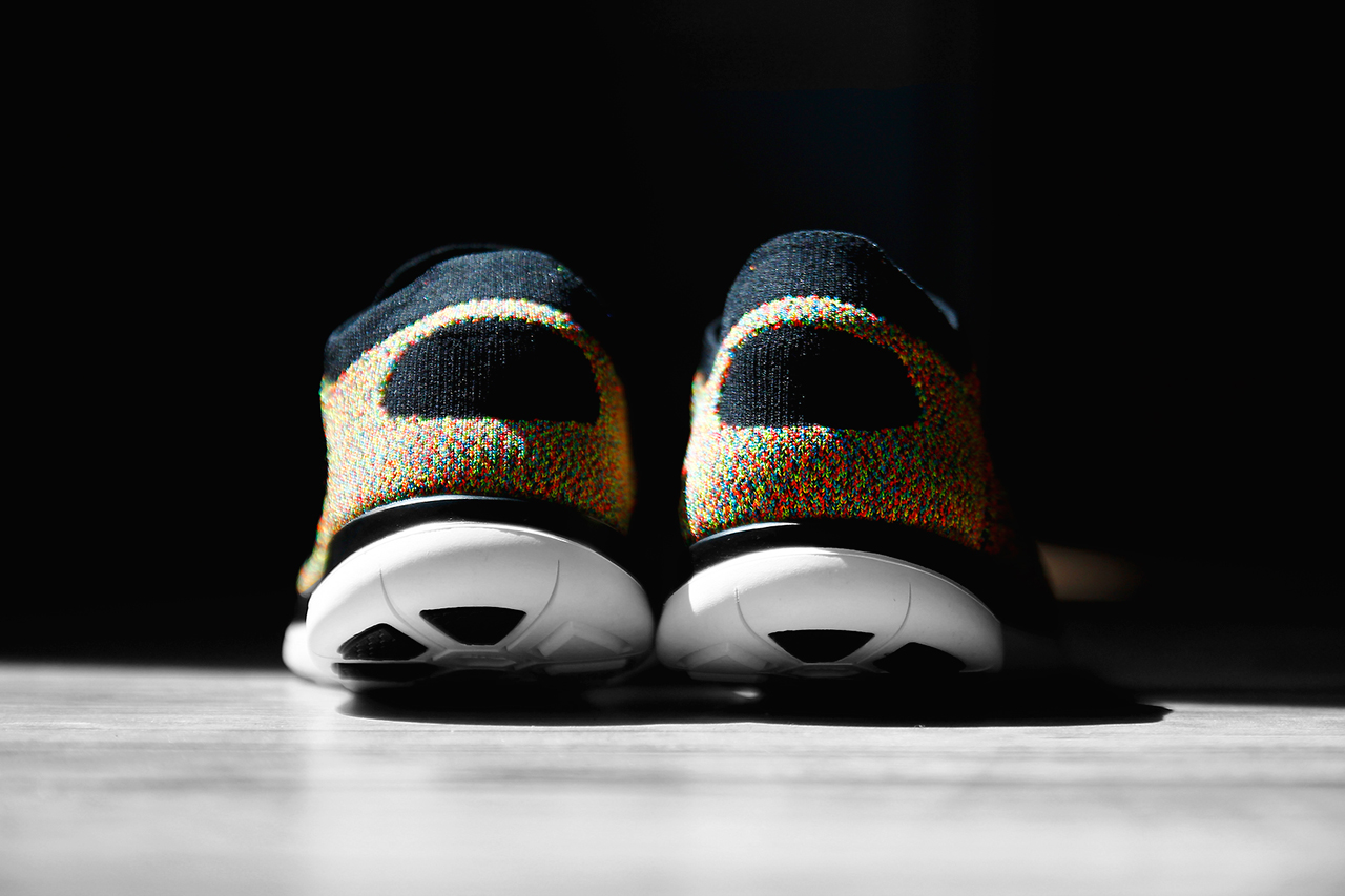 "Image of Nike Free 4.0 Flyknit ""Multi-Color"""