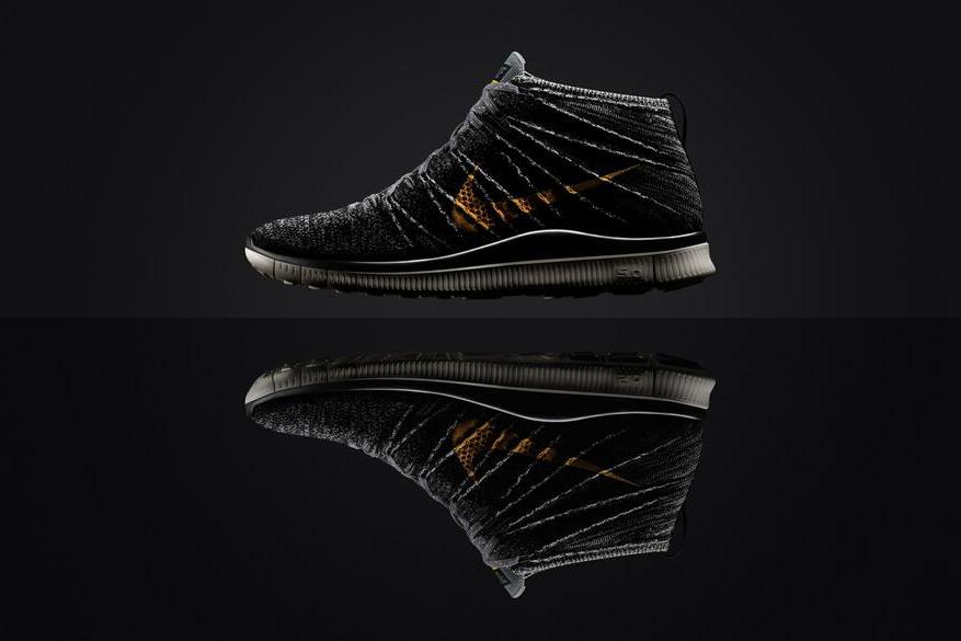 Image of Nike Free Flyknit Chukka SP