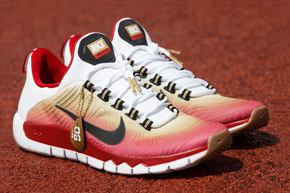 "Image of Nike Free Trainer 5.0 NRG ""Jerry Rice"""