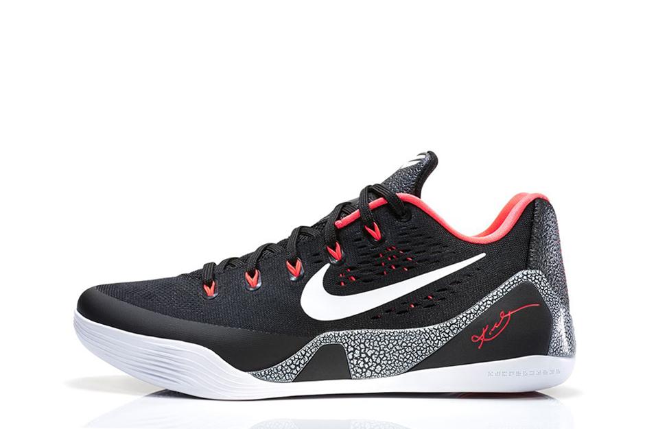Image of Nike Kobe 9 EM Black/White