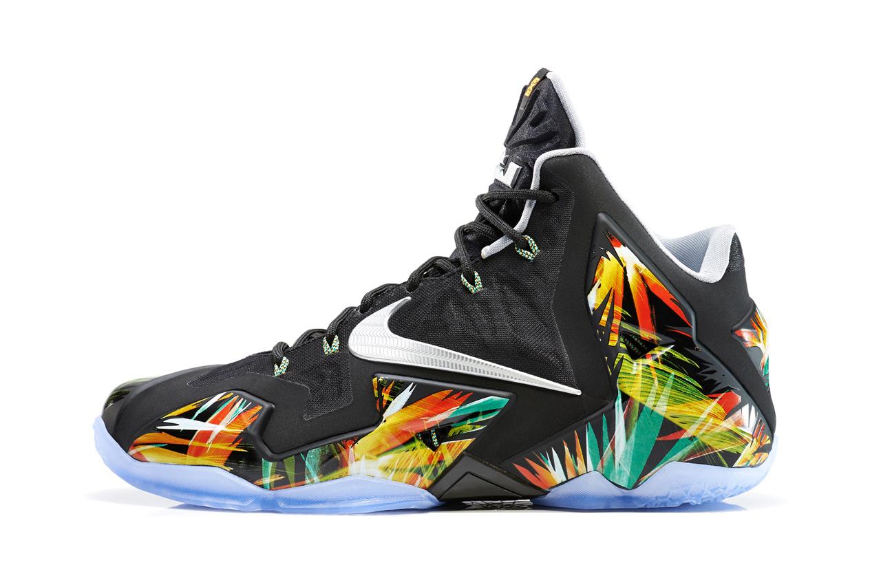 """Image of Nike LeBron 11 """"Everglades"""""""