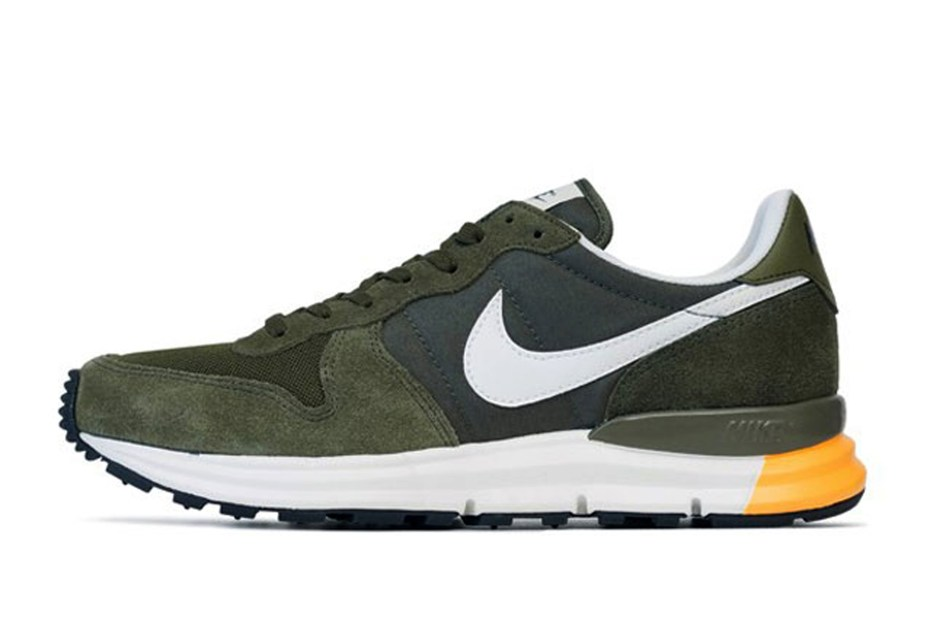 Image of Nike Lunar Internationalist Cargo Khaki/Medium Olive