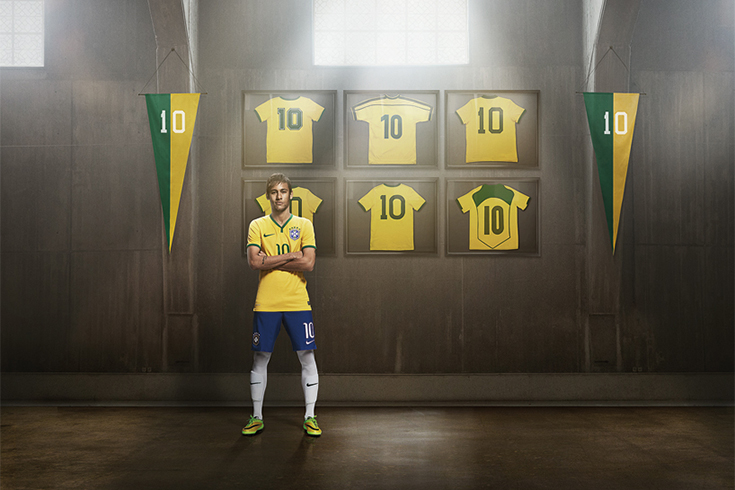 """Image of Nike """"Risk Everything"""" 2014 World Cup Campaign by Wieden+Kennedy"""