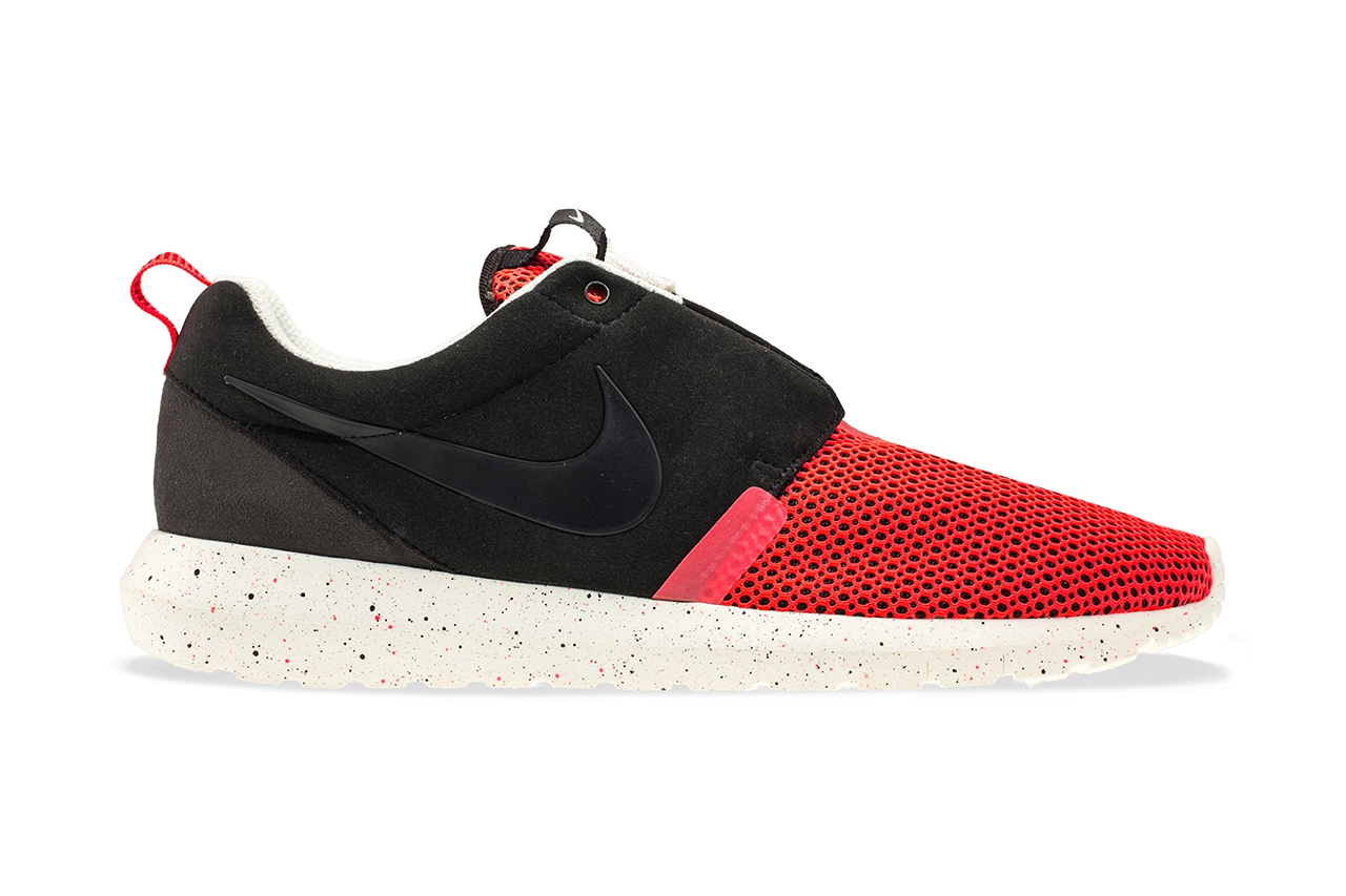 Image of Nike Roshe Run Natural Motion Breeze Black Pine/Sail-Iron Ore