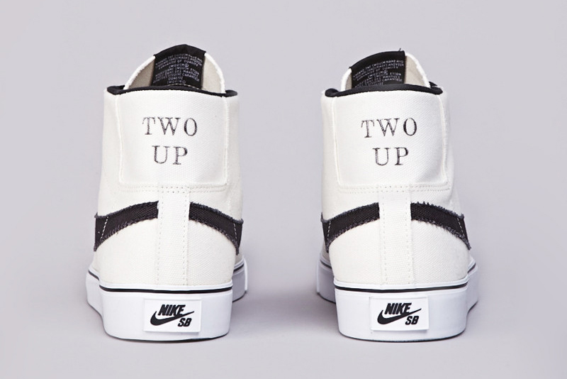 "Image of Nike SB Blazer ""Two Up"""