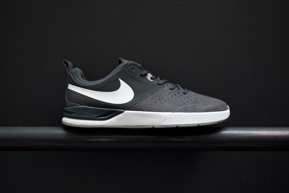 Image of Nike SB Project BA Anthracite/White