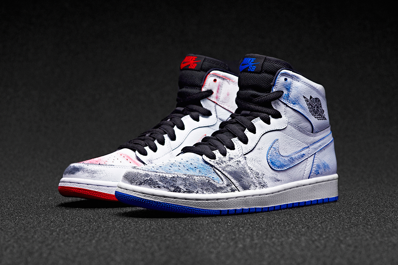 Image of Nike SB x Air Jordan 1 by Lance Mountain