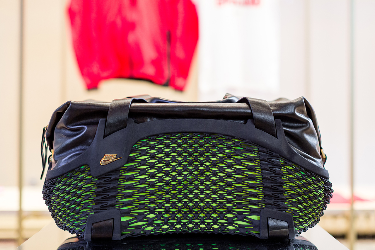 Image of Nike Football's Innovation Showcase Unveils Its Latest Innovations Ahead of the 2014 World Cup