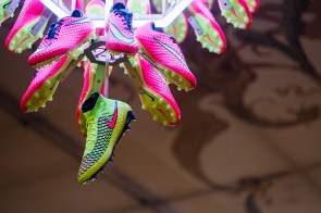 nike footballs innovation showcase unveils its latest innovations ahead of the 2014 world cup