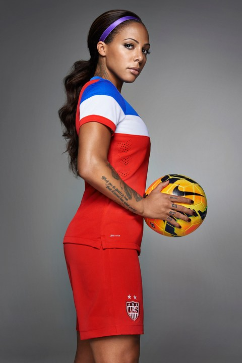 Image of Nike Unveils 2014 U.S. Soccer Away Kit