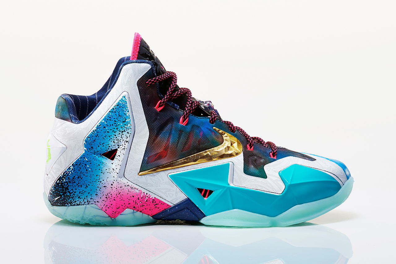 "Image of Nike ""What The"" LeBron 11 & KD VI"